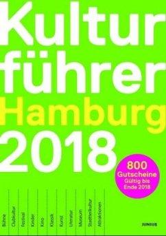 Kulturführer Hamburg 2018