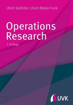 Operations Research - Müller-Funk, Ulrich; Kathöfer, Ulrich