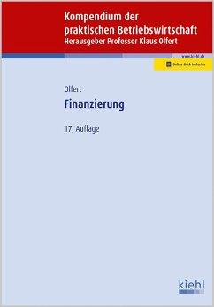 Finanzierung - Olfert, Klaus