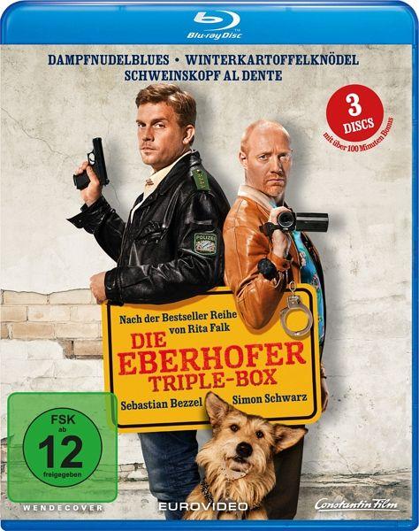 Die Eberhofer Triple-Box (3 Discs) - Bezzel,Sebastian/Schwarz,Simon