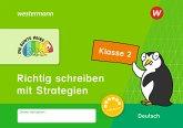 Die Bunte Reihe Deutsch - Richtig schreiben mit Strategien Klasse 2