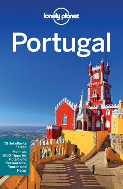 Lonely Planet Reiseführer Portugal (eBook, ePUB) - St. Louis, Regis