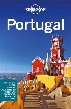 Lonely Planet Reiseführer Portugal (eBook, PDF) - St. Louis, Regis
