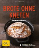 Brote ohne Kneten (eBook, ePUB)