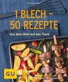 1 Blech - 50 Rezepte (eBook, ePUB)