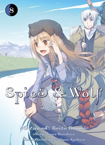 Wolf spice ebook and