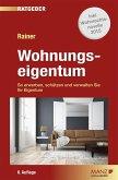 Wohnungseigentum (eBook, PDF)