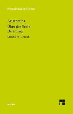 Über die Seele. De anima (eBook, PDF) - Aristoteles