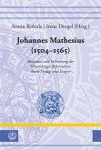 Johannes Mathesius (1504-1565) (eBook, PDF)