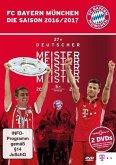 FC Bayern München - Die Saison 2016/2017 - 2 Disc DVD