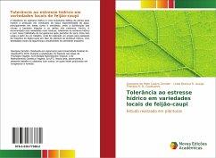 Tolerância ao estresse hídrico em variedades locais de feijão-caupi