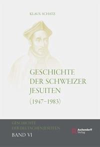 Geschichte der Schweizer Jesuiten 1947-1983