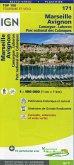 IGN 171 Marseille Avignon