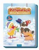 """Winterpuzzlebuch """"Pittiplatsch"""""""