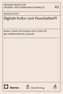 Digitale Kultur zum Pauschaltarif?