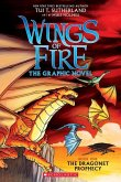 The Dragonet Prophecy (Wings of Fire Graphic Novel #1): Graphix Book, Volume 1: The Graphic Novel
