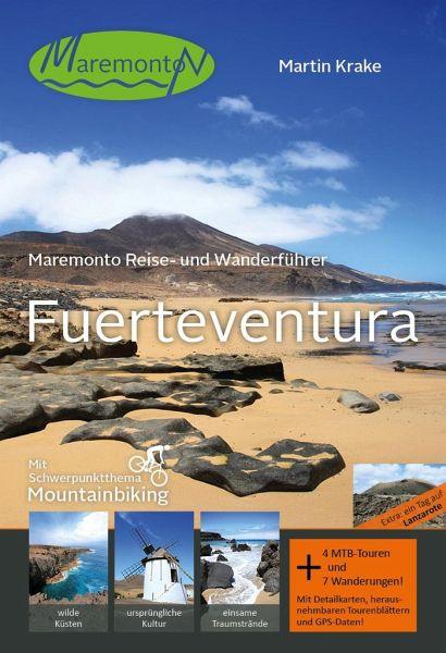 Maremonto Reise- und Wanderführer: Fuerteventura - Krake, Martin