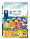 STAEDTLER Buntstifte Noris aquarell 36er Set
