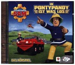 Feuerwehrmann Sam In Pontypandy ist was los, 1 Audio-CD