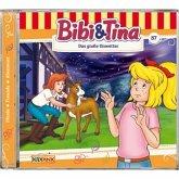 Das große Unwetter / Bibi & Tina Bd.87 (Audio-CD)