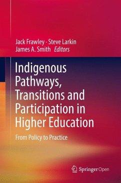 9789811040610 - Herausgeber: Frawley, Jack; Smith, James A.; Larkin, Steve: INDIGENOUS PATHWAYS TRANSITION - Book