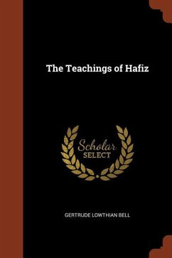The Teachings of Hafiz