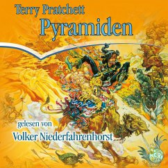 Pyramiden (MP3-Download) - Pratchett, Terry