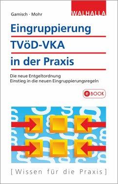 Eingruppierung TVöD-VKA in der Praxis (eBook, PDF) - Gamisch, Annett; Mohr, Thomas
