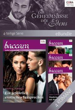 Die Geheimnisse der Edens - 4-teilige Serie (eBook, ePUB)