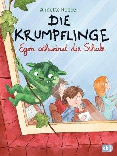 Egon schwänzt die Schule / Die Krumpflinge Bd.3 (Mängelexemplar)