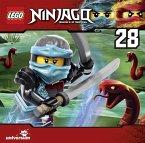 LEGO Ninjago Bd.28 (Audio-CD)