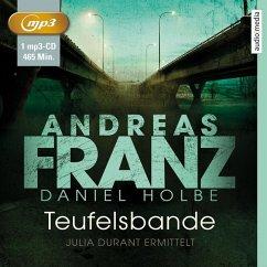 Teufelsbande / Julia Durant Bd.14 (1 MP3-CDs)