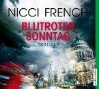 Blutroter Sonntag / Frieda Klein Bd.7 (6 Audio-CDs)