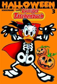 Lustiges Taschenbuch Halloween Bd.3 - Disney