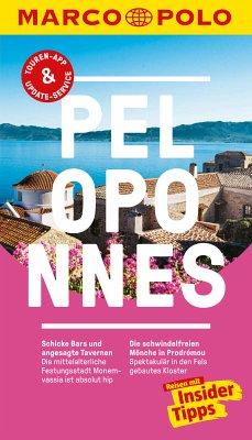 MARCO POLO Reiseführer Peloponnes (eBook, PDF) - Bötig, Klaus