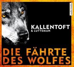 Die Fährte des Wolfes / Zack Herry Bd.1 (6 Audio-CDs) - Kallentoft, Mons; Lutteman, Markus