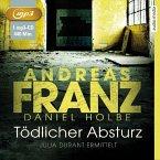 Tödlicher Absturz / Julia Durant Bd.13 (1 MP3-CDs)