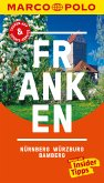 MARCO POLO Reiseführer Franken, Nürnberg, Würzburg, Bamberg (eBook, PDF)