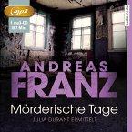 Mörderische Tage / Julia Durant Bd.11 (1 MP3-CDs)