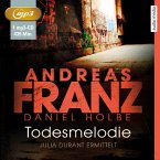 Todesmelodie / Julia Durant Bd.12 (1 MP3-CDs)