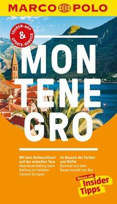 MARCO POLO Reiseführer Montenegro (eBook, PDF)