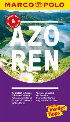MARCO POLO Reiseführer Azoren (eBook, PDF) - Lier ALT!!!!!, Sara