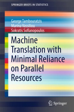 Machine Translation with Minimal Reliance on Pa...