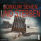 Insel-Krimi, Folge 2: Borkum sehen und sterben (MP3-Download)