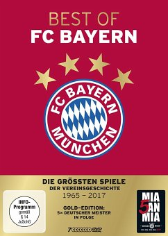 Best of FC Bayern München Gold Edition