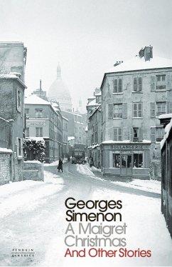 A Maigret Christmas (eBook, ePUB) - Simenon, Georges