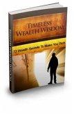 Timeless Wealth Wisdom (eBook, PDF)