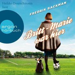 Britt-Marie war hier (Ungekürzte Lesung) (MP3-Download) - Backman, Fredrik