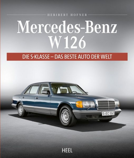 Mercedes-Benz W 126 (eBook, ePUB) - Hofner, Heribert
