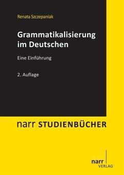 Grammatikalisierung im Deutschen (eBook, PDF) - Szczepaniak, Renata